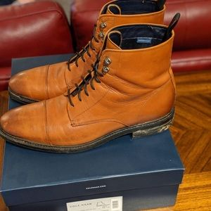 Cole Haan Wagner Grand Waterproof Boots